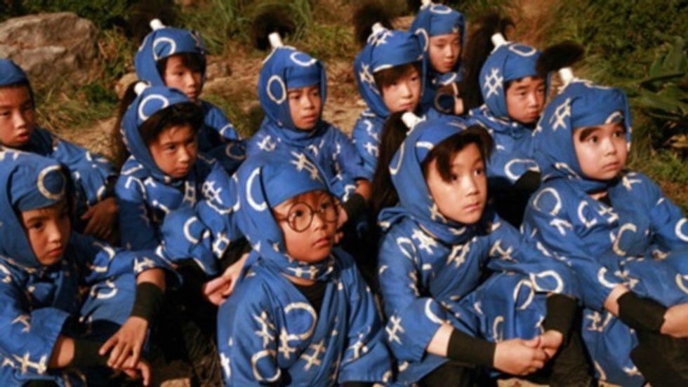 Robot Love, 3D Ninjas and Sherlock Holmes: The New York Asian Film Festival Has Arrived