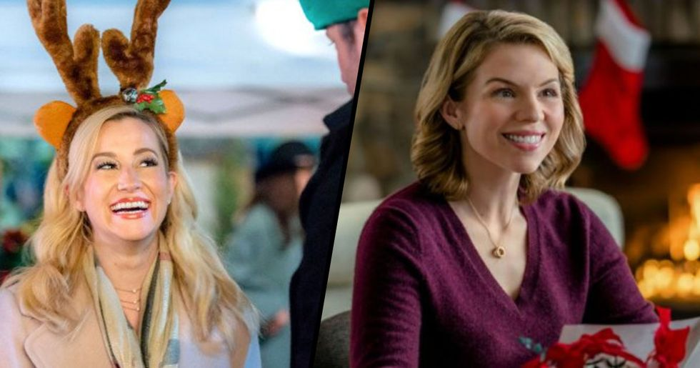 Hallmark Just Released Its Full Christmas Movie Schedule