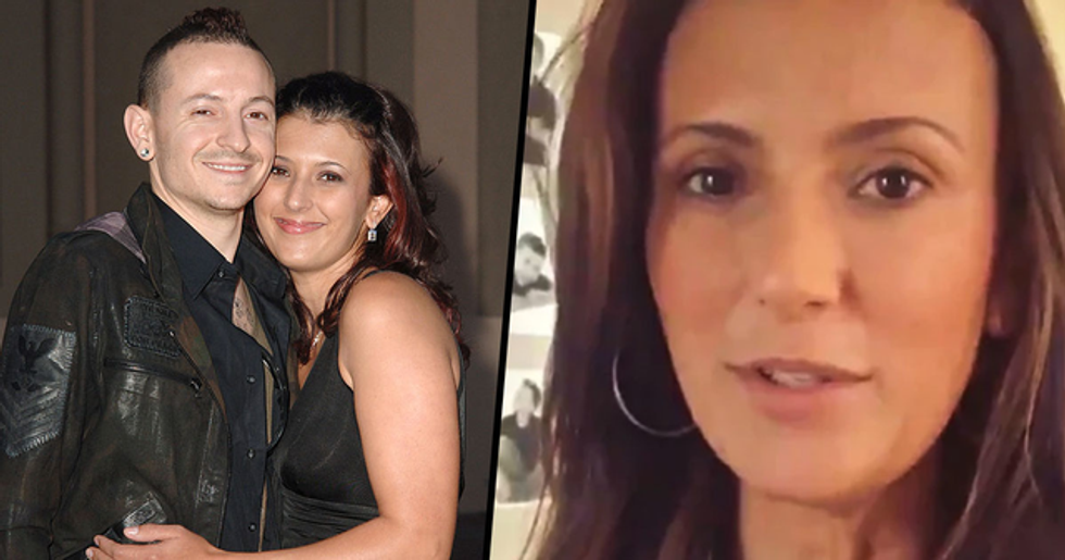 Chester Bennington's Widow Is Engaged Two Years After Singer's Death