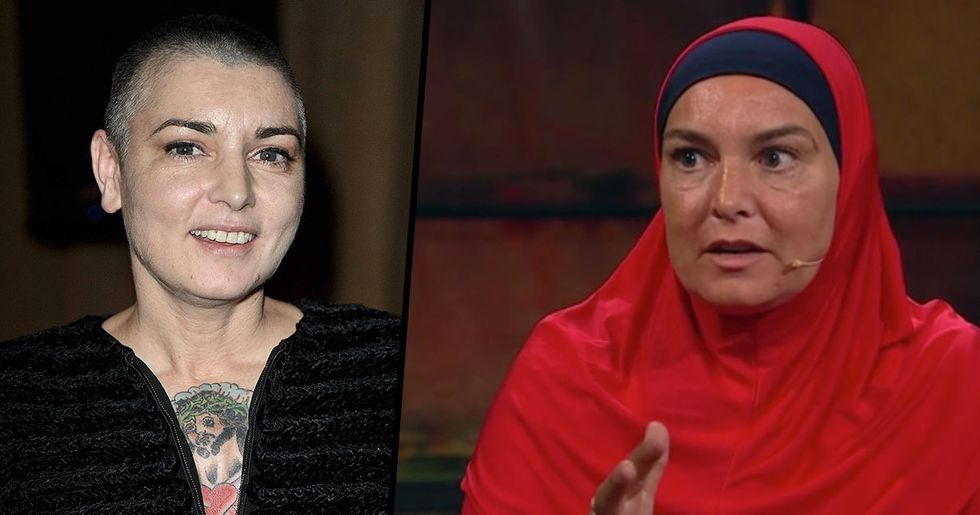 Sinead O'Connor Apologizes for 'Racist' Comments About 'Disgusting White People'