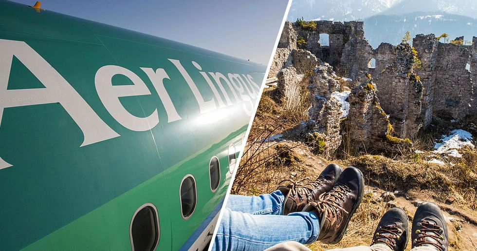 You Can Book a Round-Trip Flight to Ireland for Just $399 Right Now