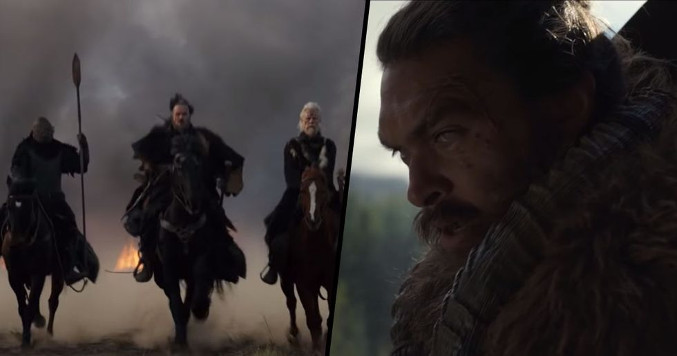 Jason Momoa's New Show Will Fill the Game of Thrones Void in Your Life