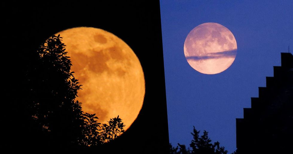 This Friday 13th Will Have an Incredibly Rare Harvest Full Moon