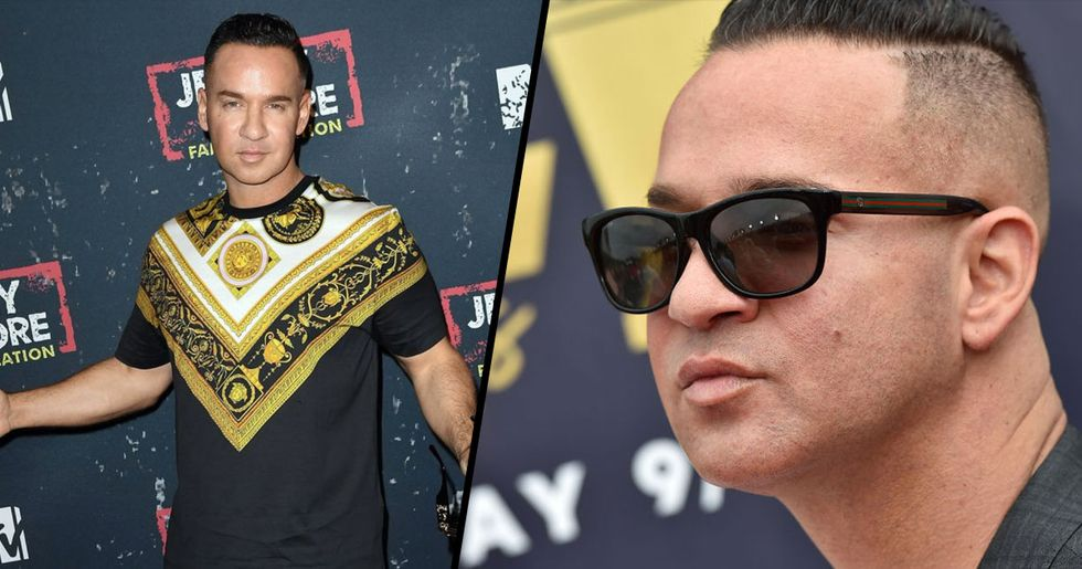Mike 'The Situation' Sorrentino Released From Prison After 8 Months