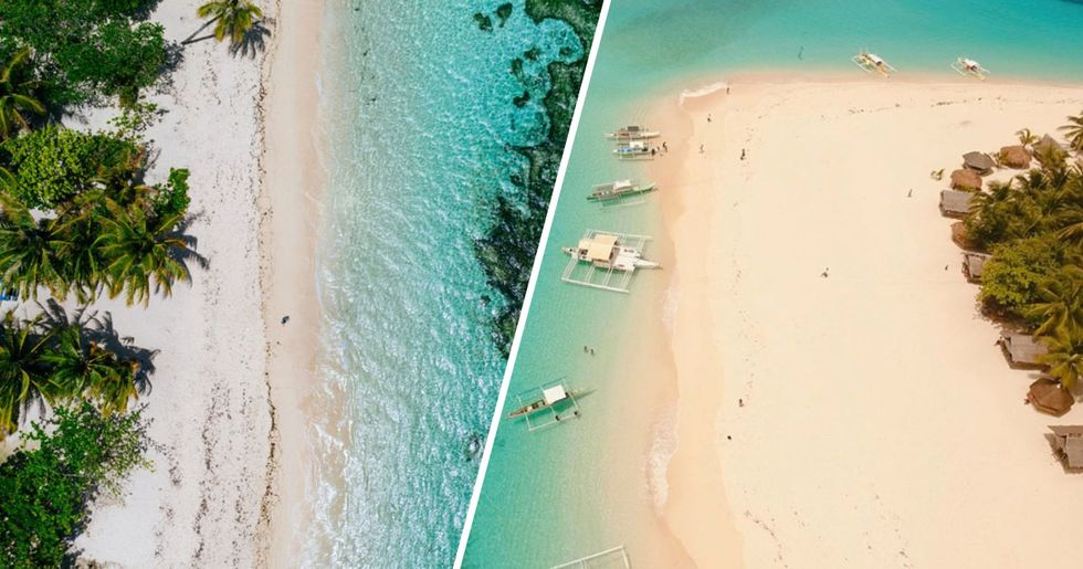 This Remote Island in the Philippines Was Just Voted the Best in the World