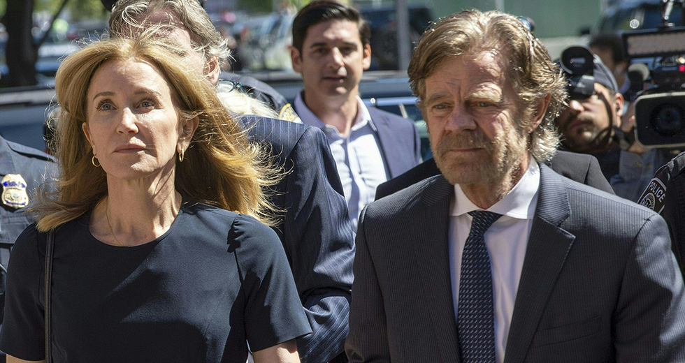 Felicity Huffman to Serve Only 14 Days in Jail for Admissions Scandal