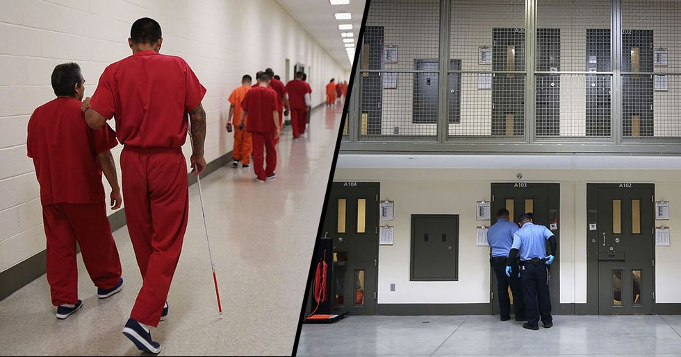 California Just Banned Private Prisons, Including ICE Detention Facilities