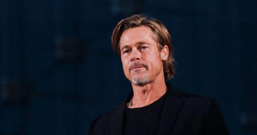 Kanye West Reportedly 'Set up' Brad Pitt With a Kardashian