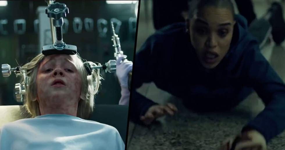 Netflix Is Releasing New Horror Films Just in Time for Halloween