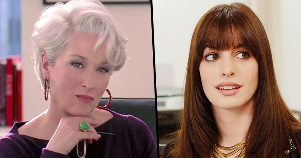 'The Devil Wears Prada' Is Being Turned Into a Musical