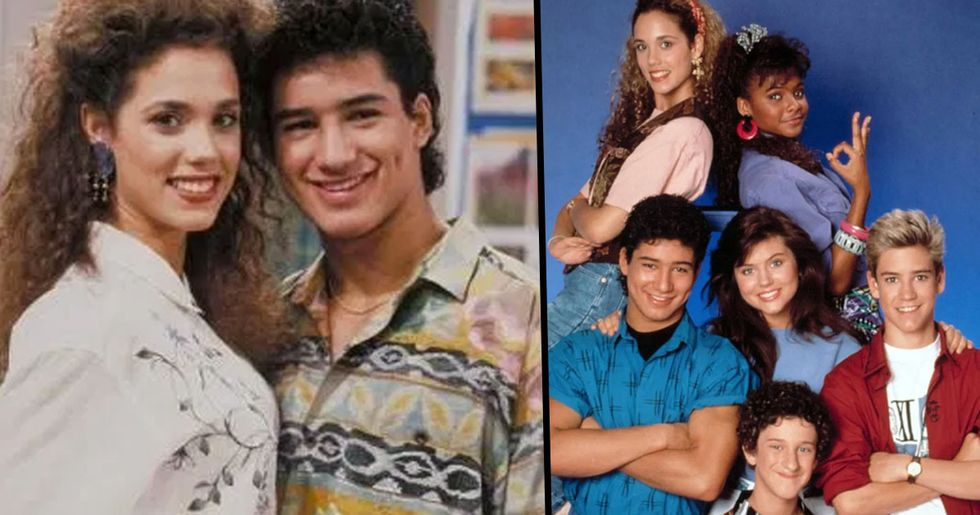 A 'Saved by the Bell' Reboot With the Original Cast Is Officially Happening