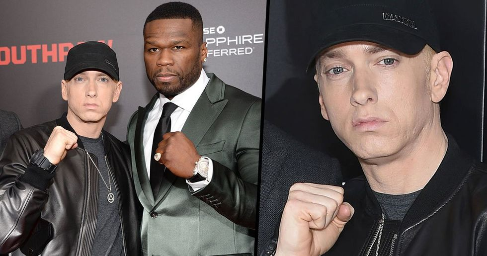 Eminem Is Currently Working on a New Album