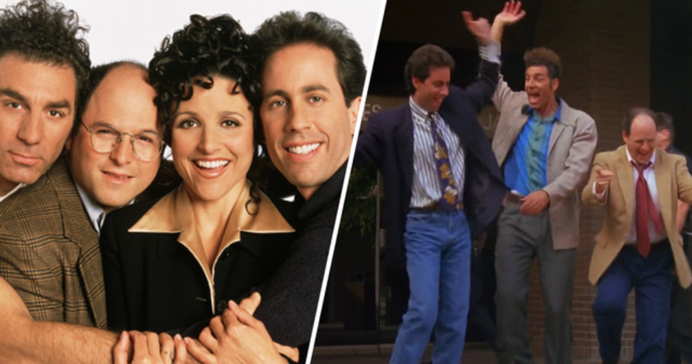 Every Episode of 'Seinfeld' Is Coming to Netflix