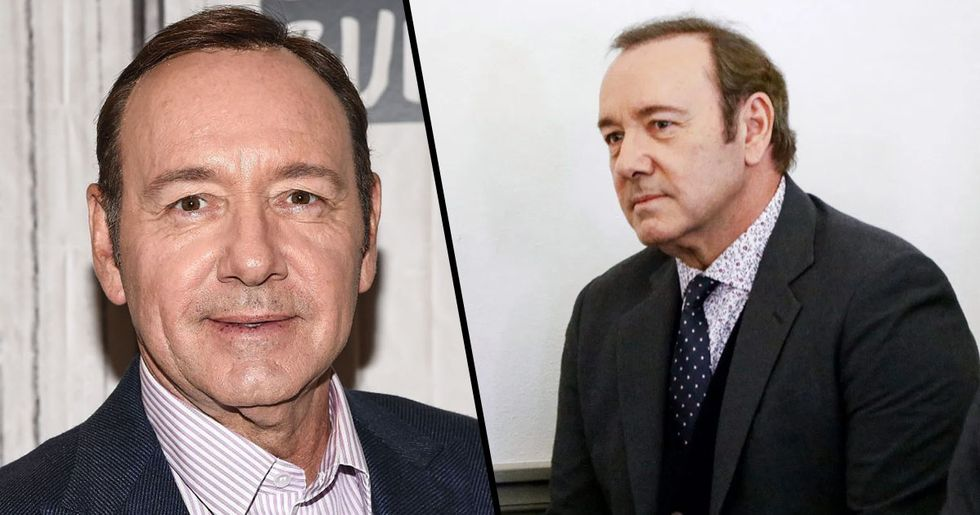 Kevin Spacey's Sexual Assault Accuser Has Died
