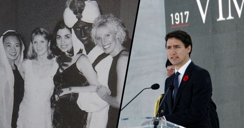 Justin Trudeau Caught in Blackface for a Third Time in Newly Released Footage