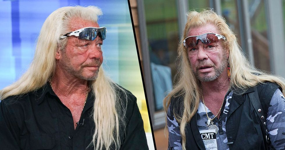 Dog the Bounty Hunter Reveals He Was Hospitalized Because He Had a 'Broken Heart'