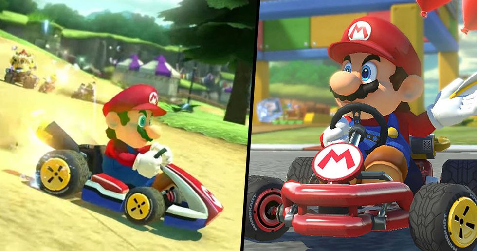 Mario Kart Is Coming to Your iPhone Next Week