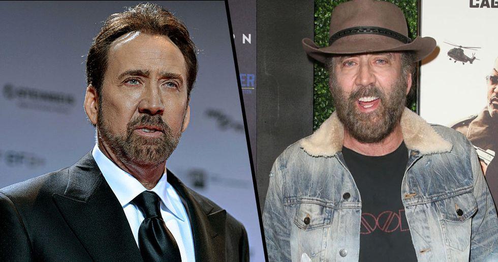 Nicolas Cage in Talks to Play Nicolas Cage in Movie About Nicolas Cage