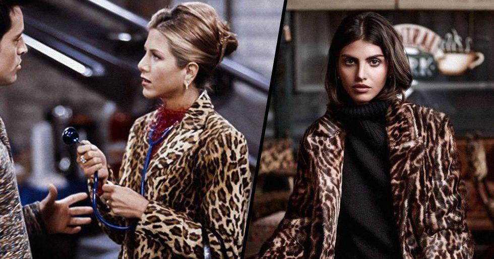 Ralph Lauren Launch Rachel Green Inspired Collection