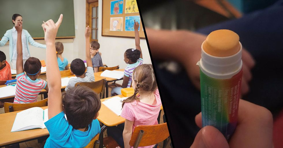 9-Year-Old Fills Empty Lip Balm With Cheese to Eat in Class