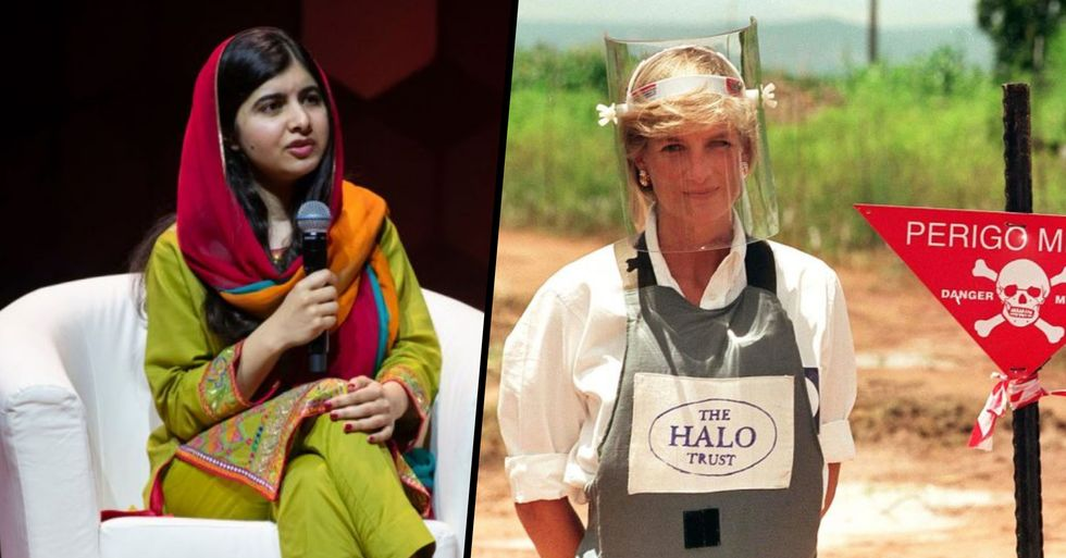 50 Incredible Women Who Have Changed the World