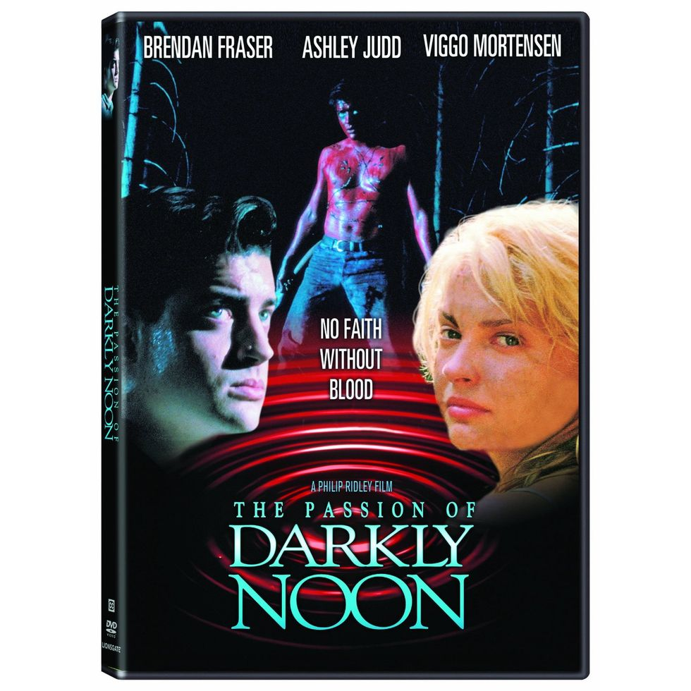 Bizarre Rarity The Passion Of Darkly Noon On DVD