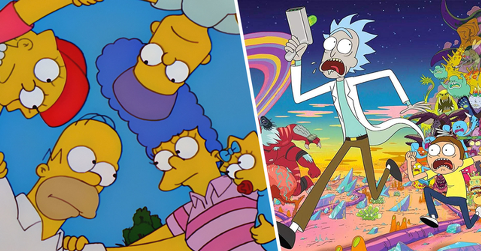'The Simpsons' and 'Rick & Morty' Producer Michael Mendel Dies Aged 54