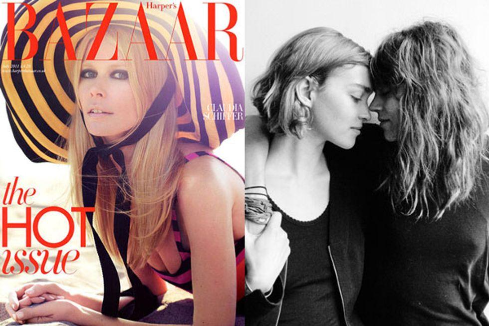 Style Scraps: Prada's Hot + Arizona Muse and Freja Beha Erichsen Are Maybe Dating