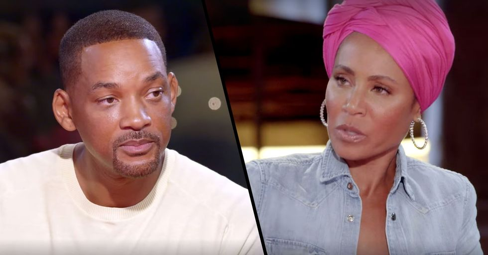 Jada Pinkett Smith Confronts Will Smith About His Alcohol Use