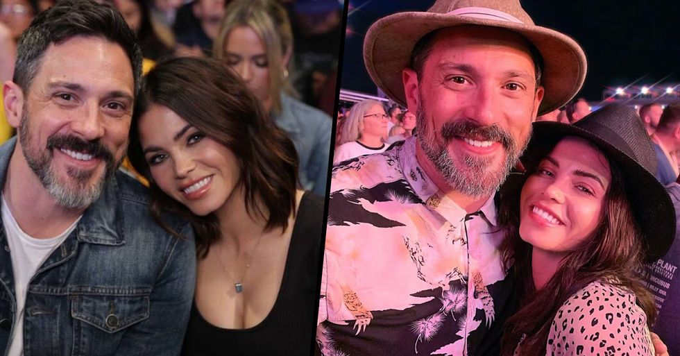 Jenna Dewan and Steve Kazee Announce That They're Expecting