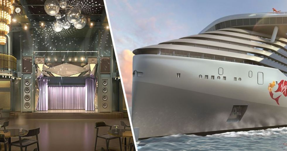 You Can Now Book a Trip on an Adults Only Cruise Ship and It Looks Incredible
