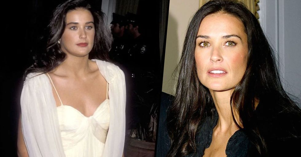 Demi Moore Reveals She Was Abused Aged 15