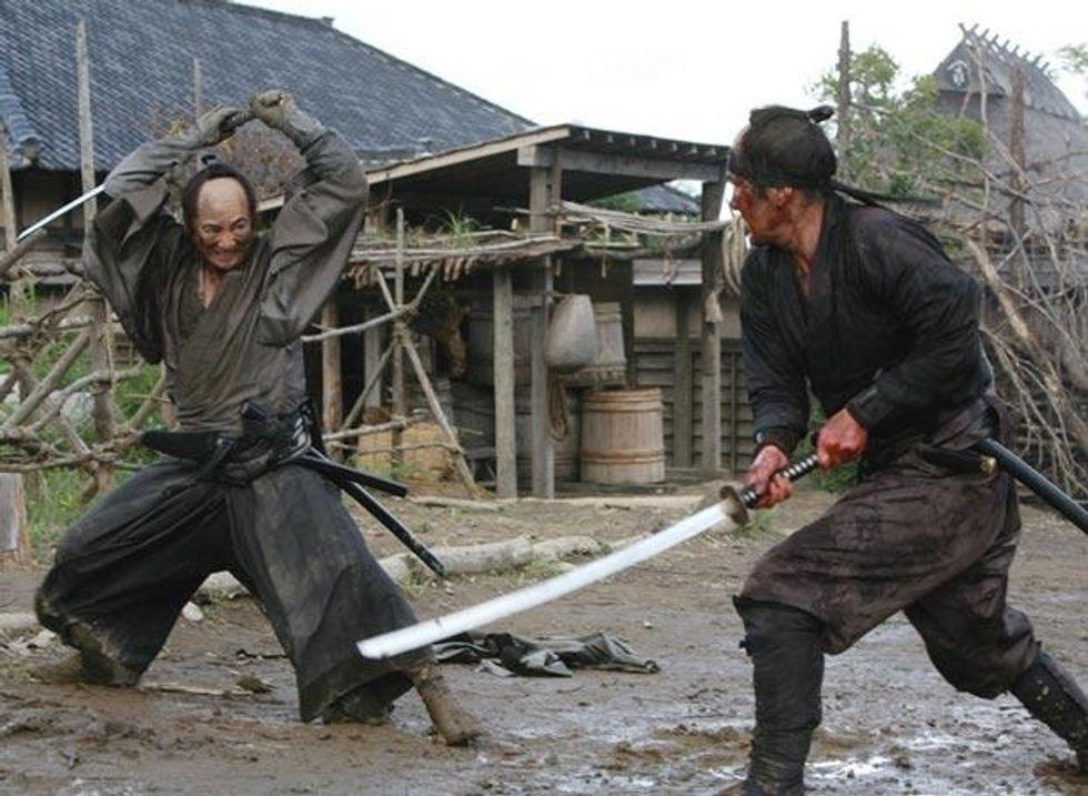 Magnificent Samurai Epic 13 Assassins On Blu-ray & DVD