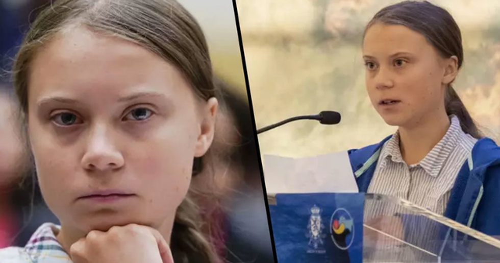 Greta Thunberg Destroys All Her Haters in Incredible Twitter Thread