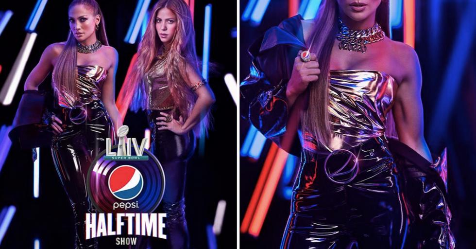 Jennifer Lopez and Shakira Will Co-Headline Super Bowl 2020 Halftime Show