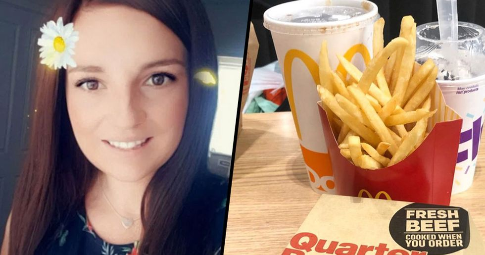 25-Year-Old Woman Hasn't Eaten Fruit or Vegetables in 22 Years