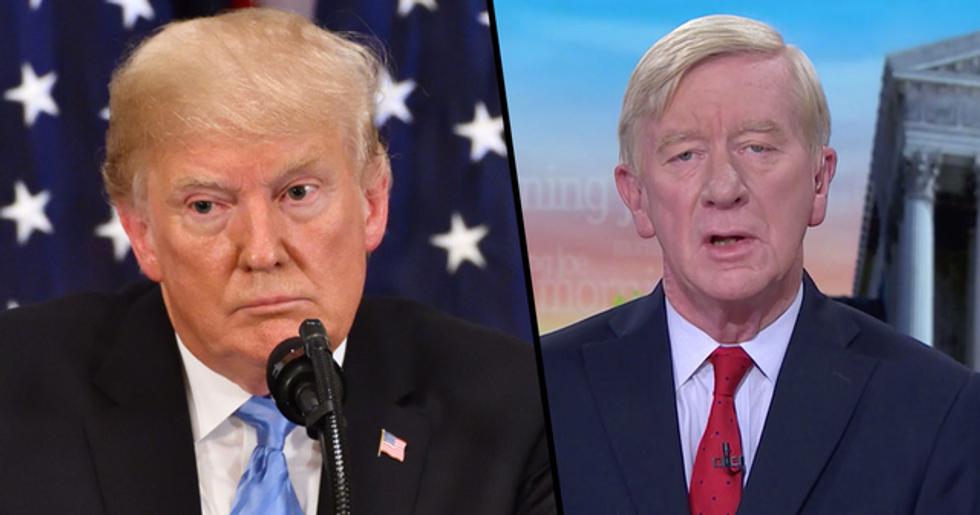 Republican Says Donald Trump Should Face 'Death Penalty' for 'Treason'