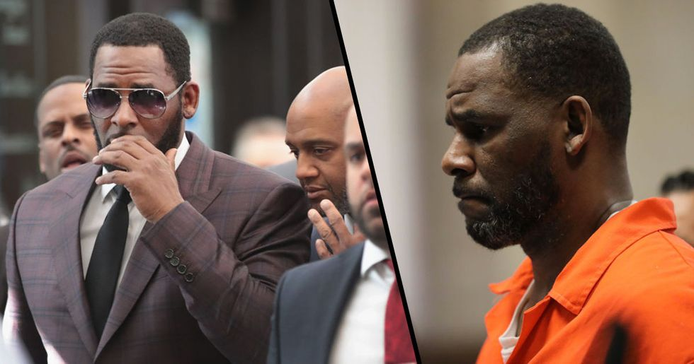 R. Kelly Says His Health Is Declining in Jail and Wants to Be Released