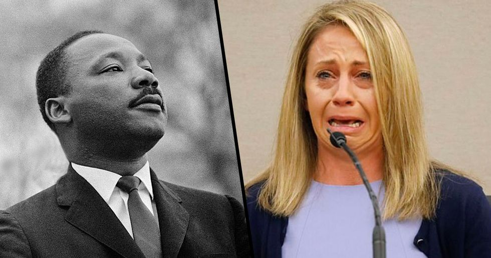 Police Officer Who Shot Unarmed Black Man Joked About Martin Luther King Jr.'s Death