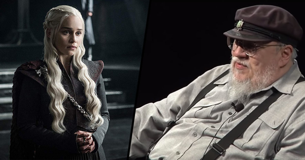 George RR Martin Says 'Game of Thrones' Could Have Run for Five More Seasons