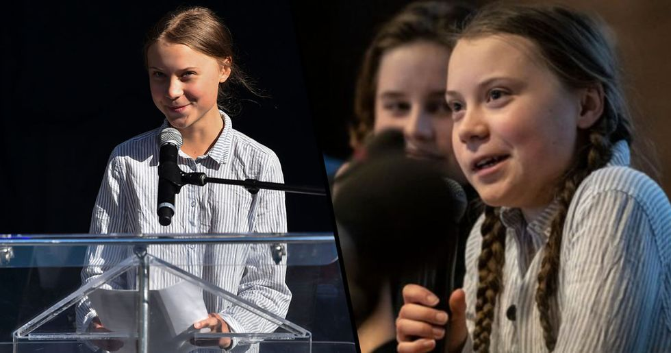 Greta Thunberg Nominated for a Nobel Peace Prize