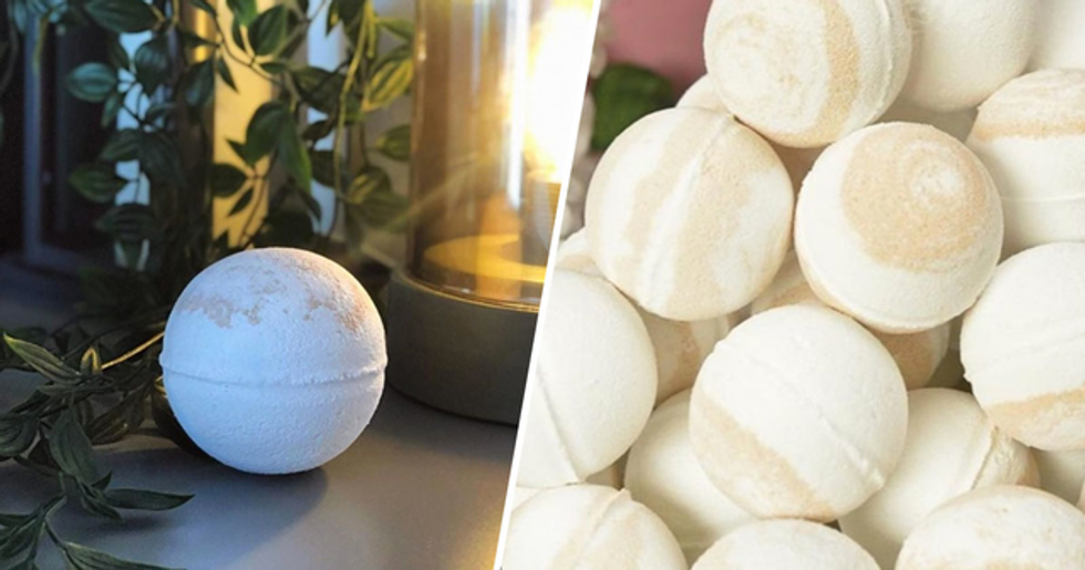 You Can Now Get a Bath Bomb That Removes Fake Tan in 10 Minutes