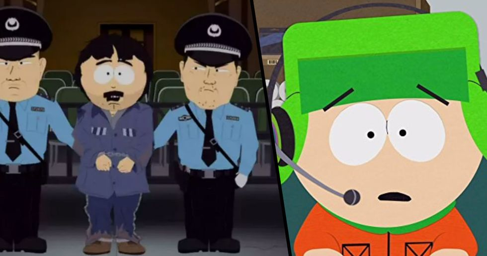'South Park's' Latest Episode 'Band in China' Gets Banned in China