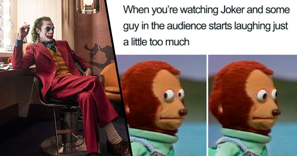 The Best Memes Reacting To The 'Joker' Premiere