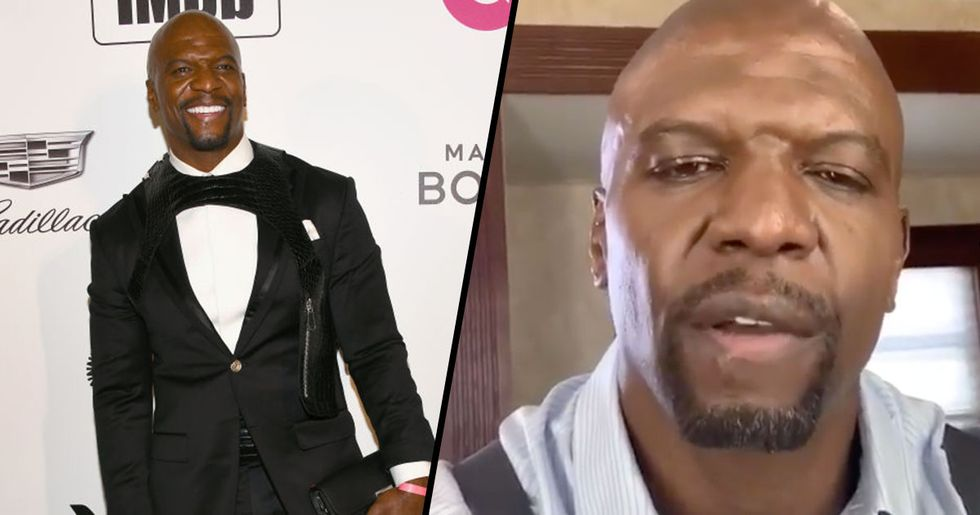 Terry Crews Puts Entitled Fan on Blast After She Didn't Respect Boundaries