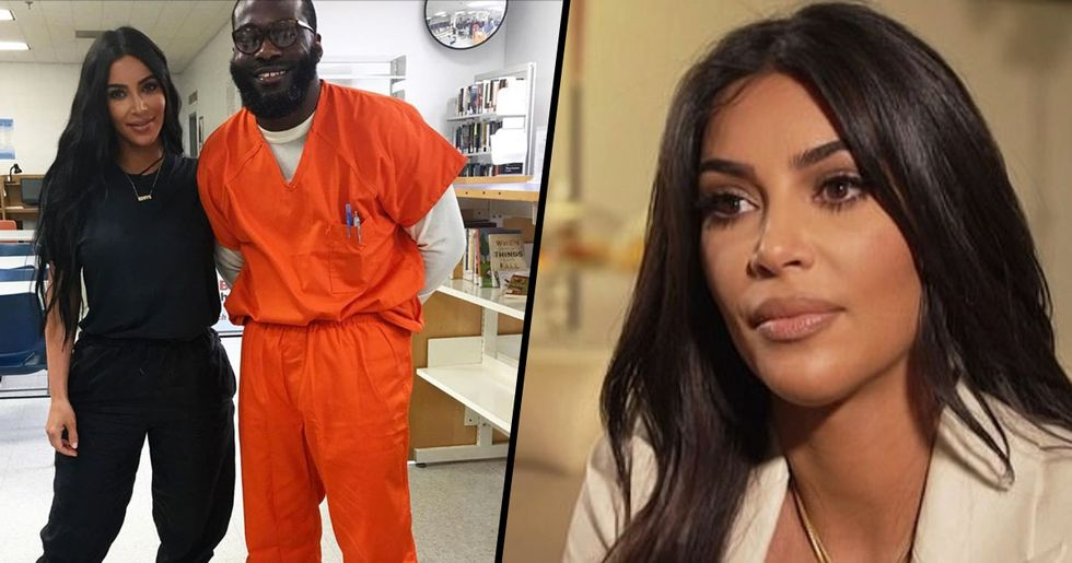 Kim Kardashian Says She'll Only Hire Ex-Inmates for Her Future Law Firm