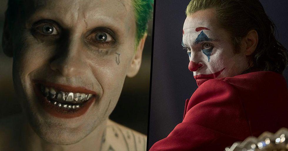 Jared Leto Upset About New Joker Movie