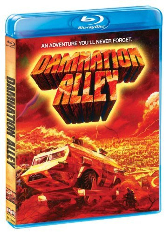 Goofy Sci-Fi Film Damnation Alley On Blu-ray & DVD