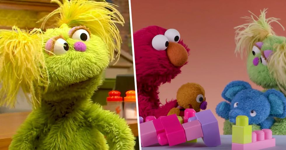 'Sesame Street' Introduce Muppet Character Whose Mom Is an Opioid Addict