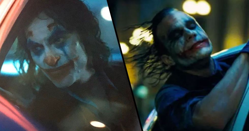 Fans Think There's a Huge Tribute to Heath Ledger in the New Joker Movie